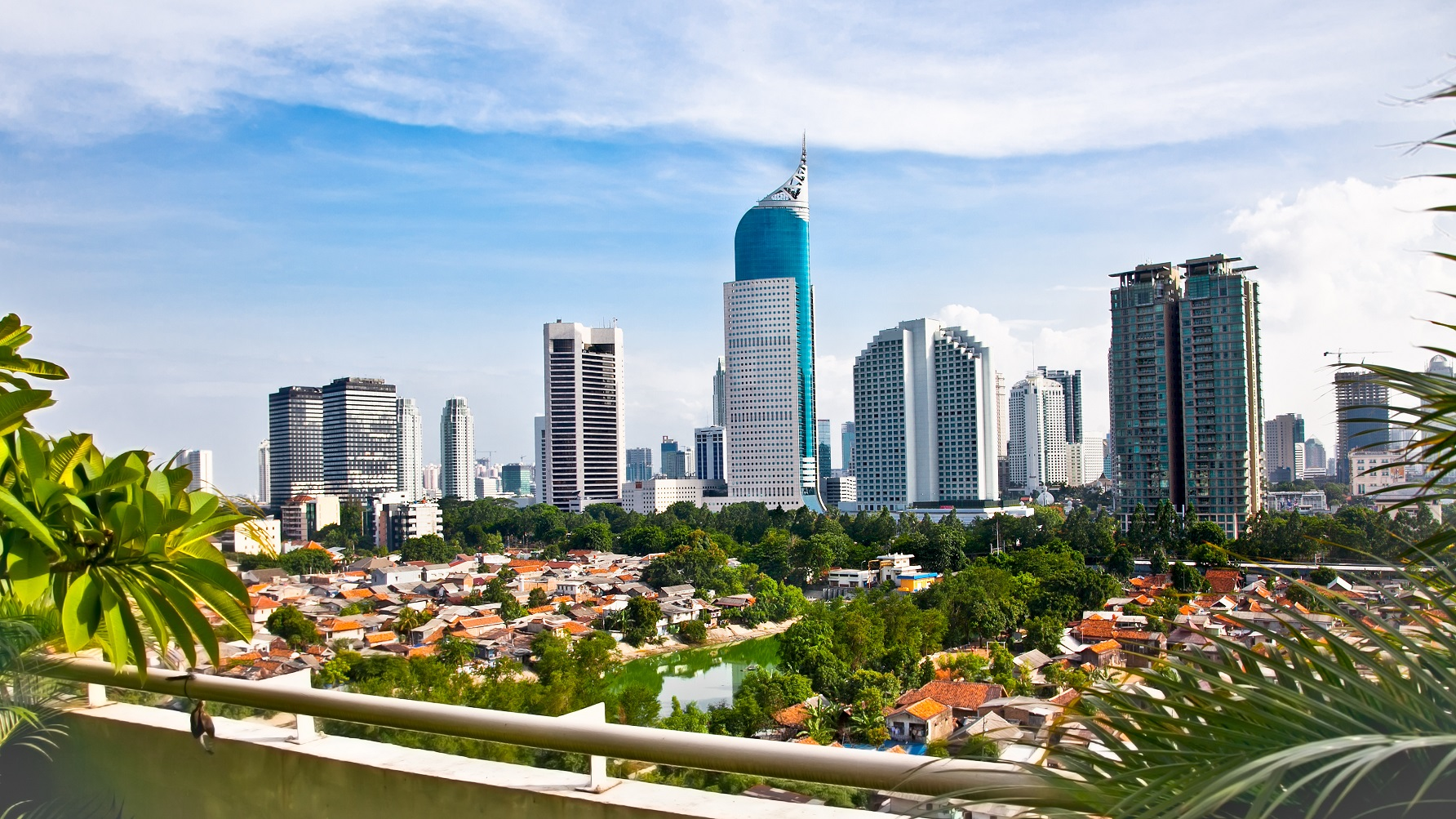 COVID-19 and valuation in Indonesia
