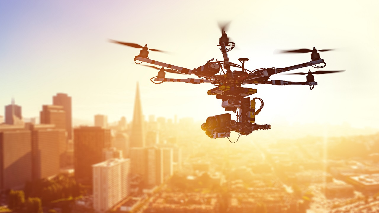 Drones: a double-edged sword for urban resilience