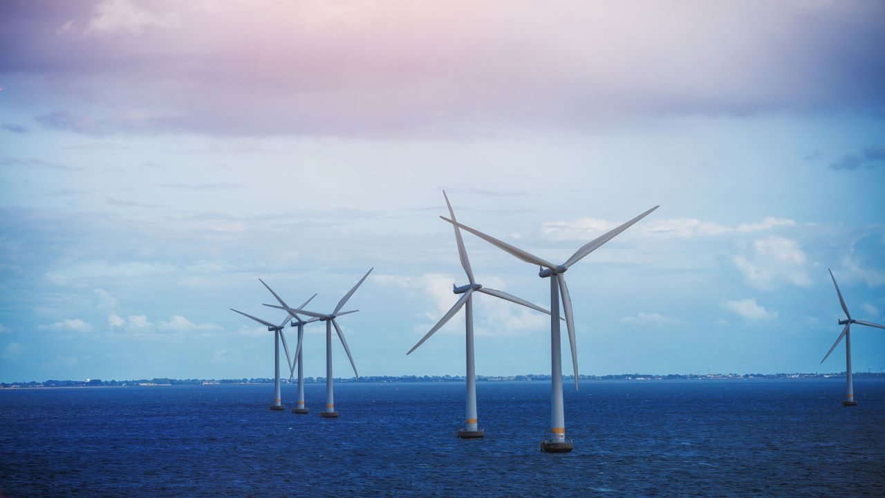 First floating wind turbines for Wales